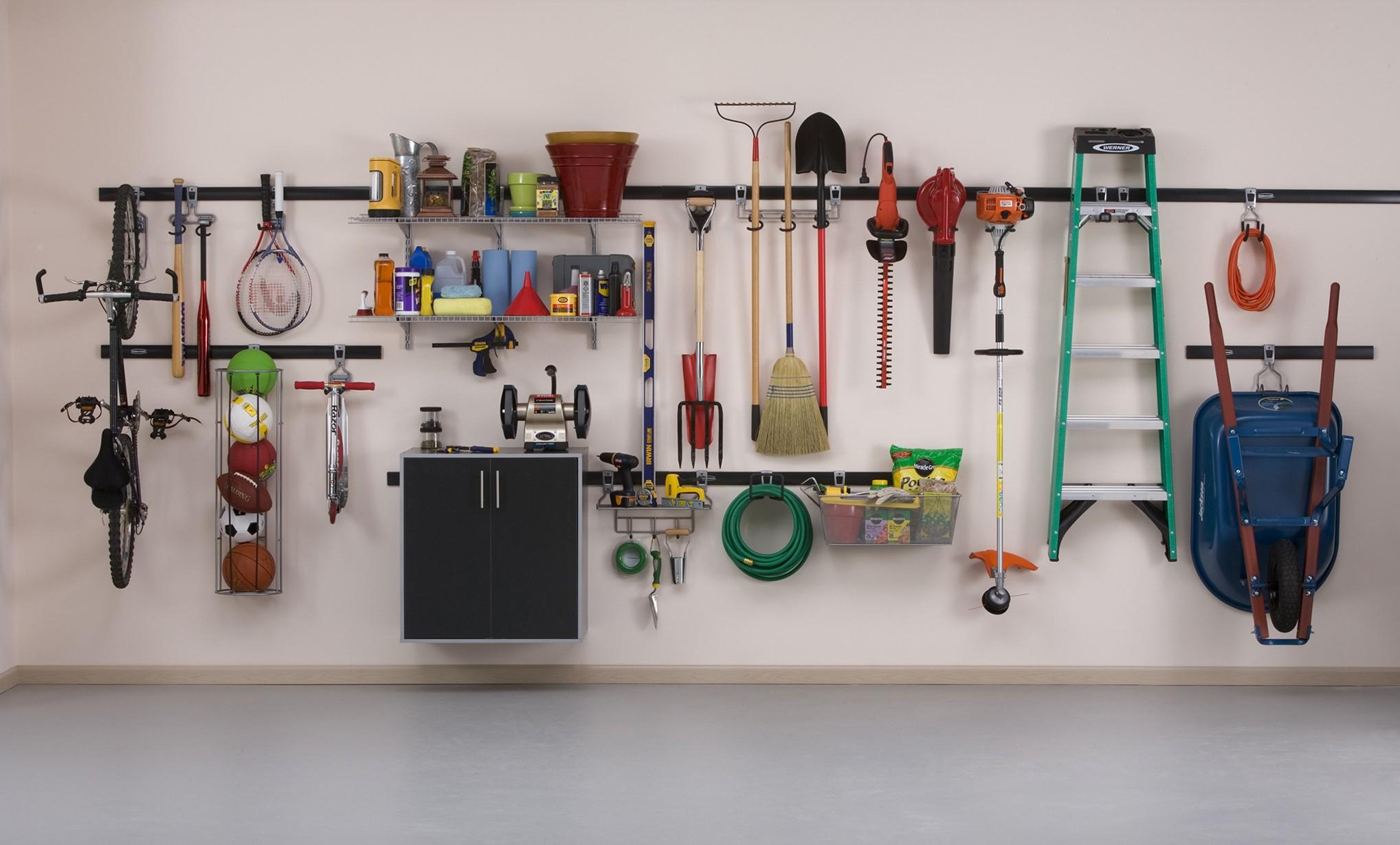 Planning Your Storage in The Garage Storage Cabinets